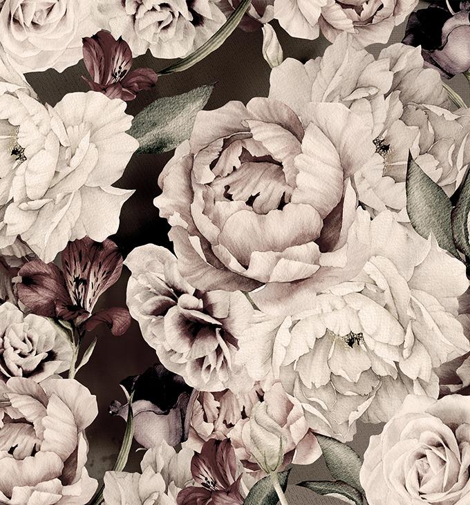 Цветы и растения - 11 | Wall-Style