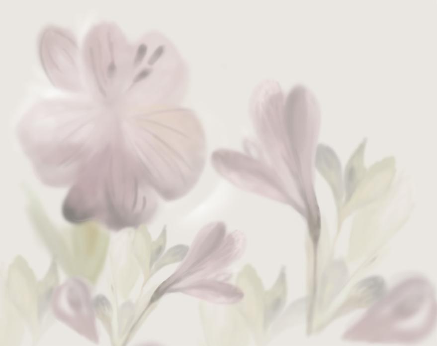 Цветы и растения - 218 | Wall-Style