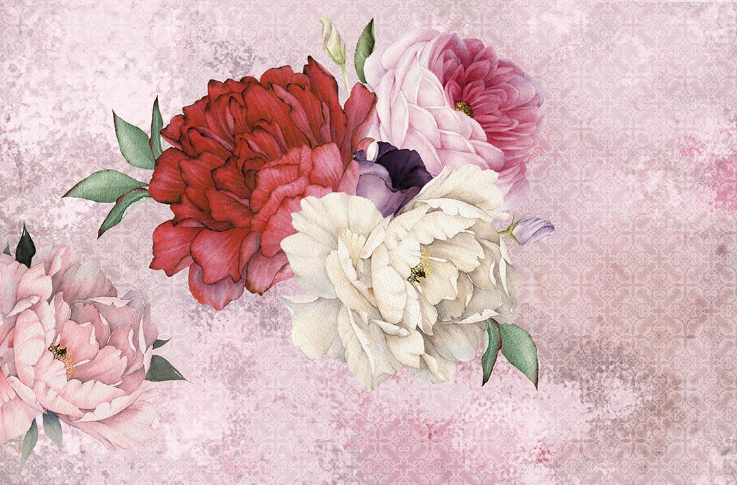 Цветы и растения - 9 | Wall-Style
