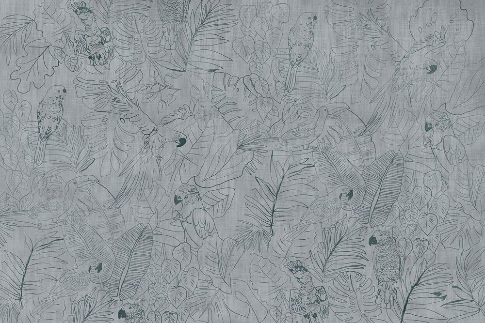 Цветы и растения - 4 | Wall-Style