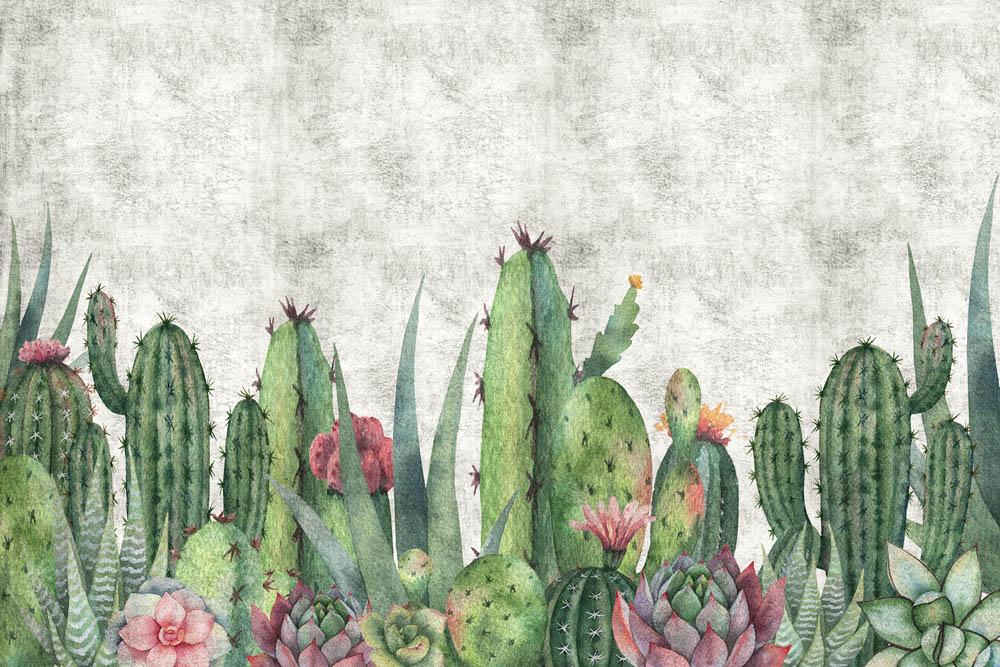 Цветы и растения - 8 | Wall-Style