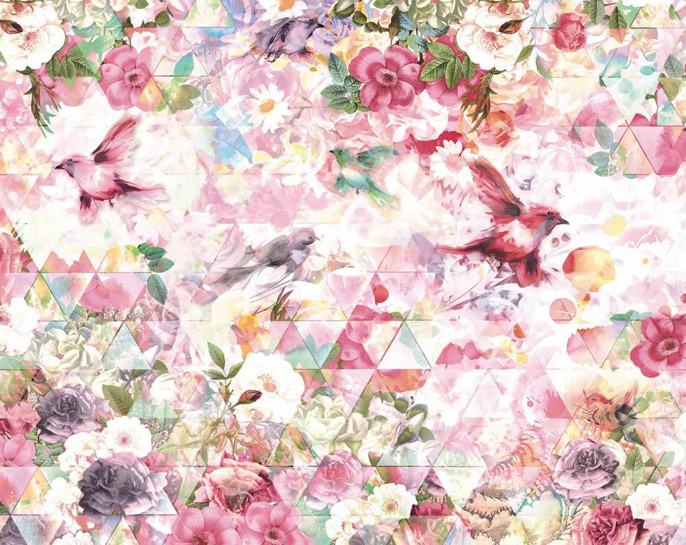 Цветы и растения - 24 | Wall-Style