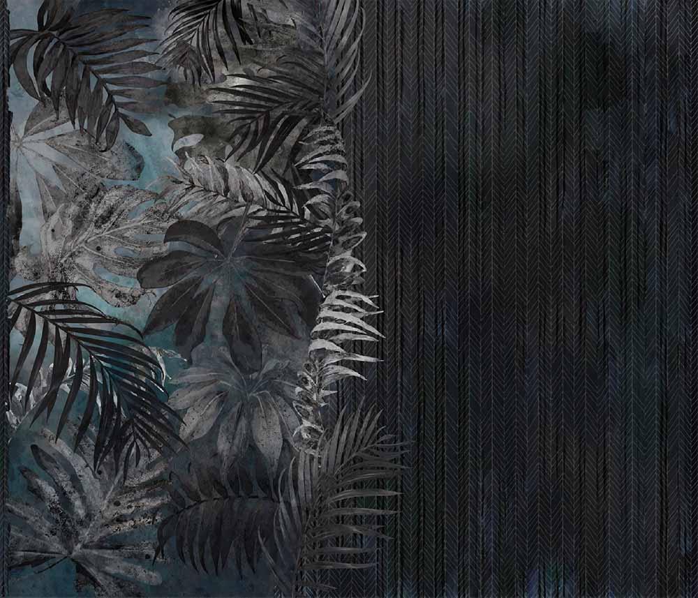 Листья - 5 | Wall-Style