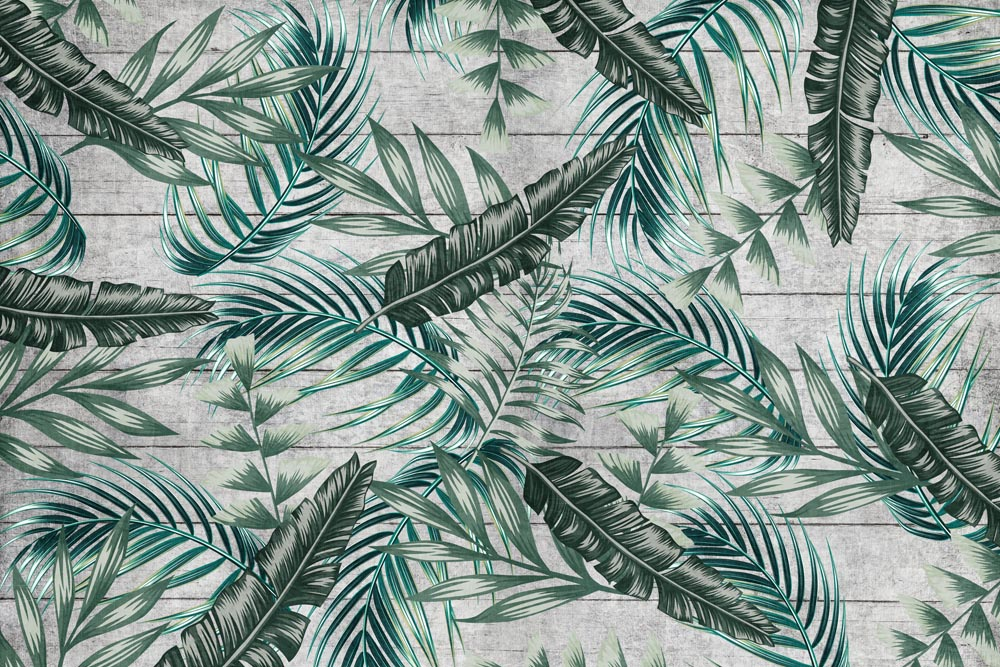 Листья - 22 | Wall-Style