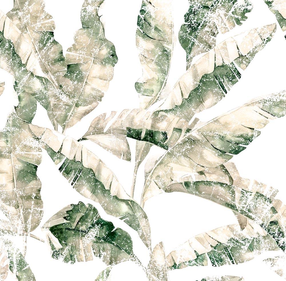Листья - 19 | Wall-Style