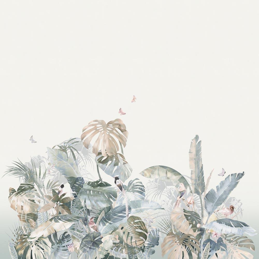 Листья - 23 | Wall-Style