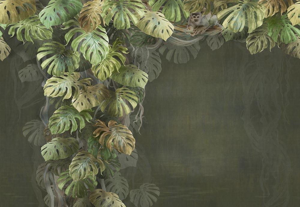 Листья - 21 | Wall-Style