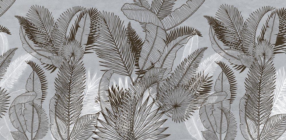 Листья - 6 | Wall-Style