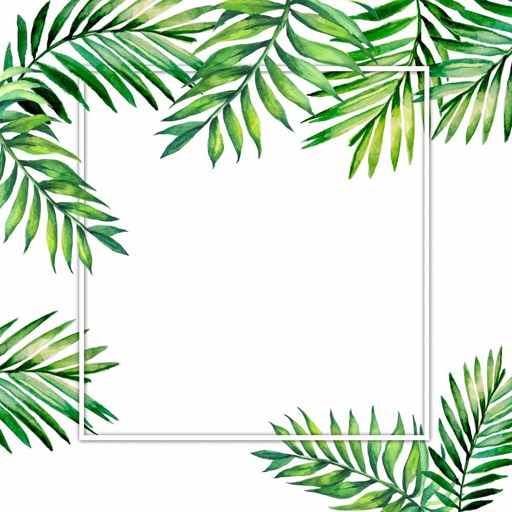 Листья - 4   Wall-Style