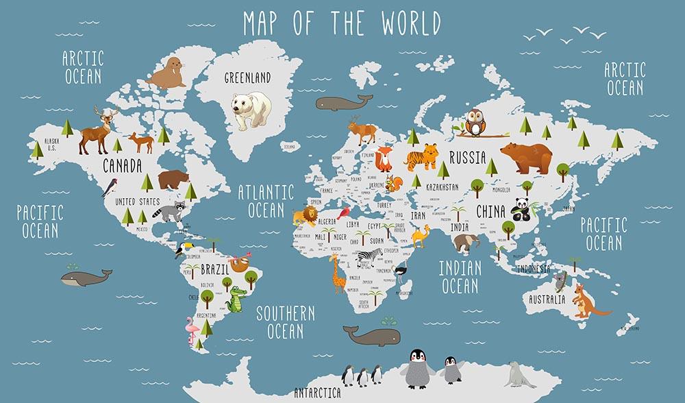 Карты - 16 | Wall-Style