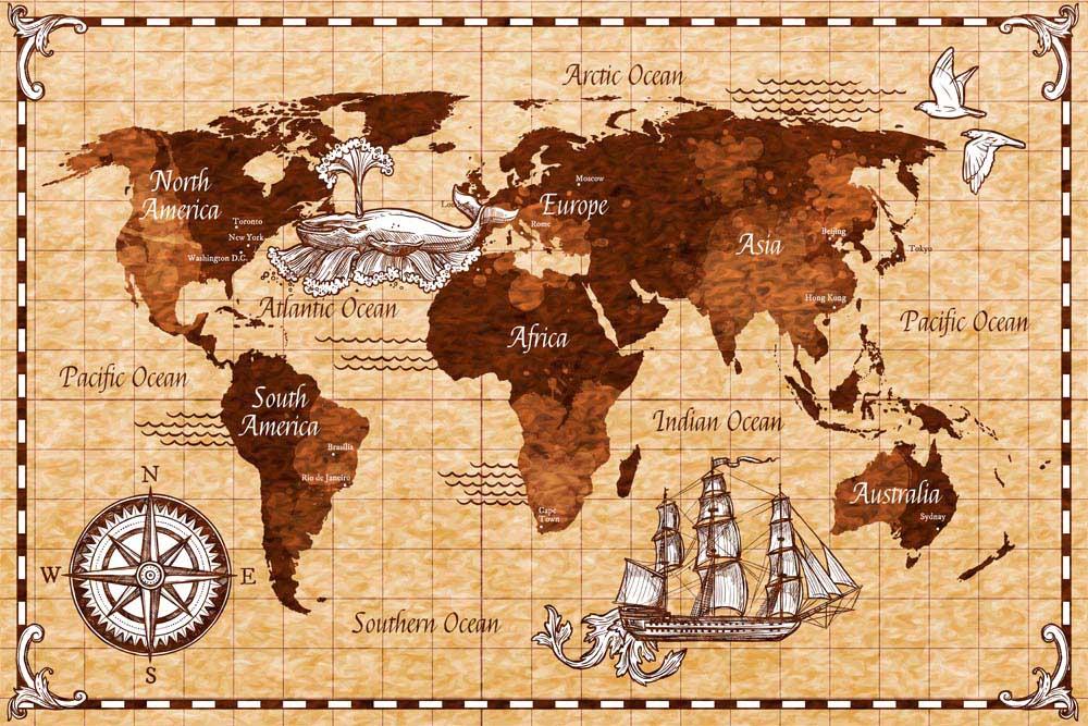 Карты - 11 | Wall-Style
