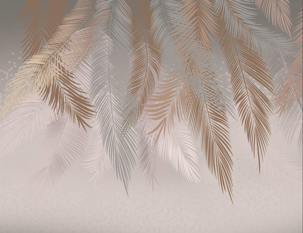 Листья - 1 | Wall-Style