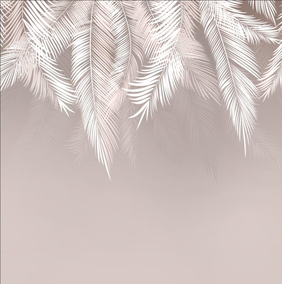 Листья - 4 | Wall-Style