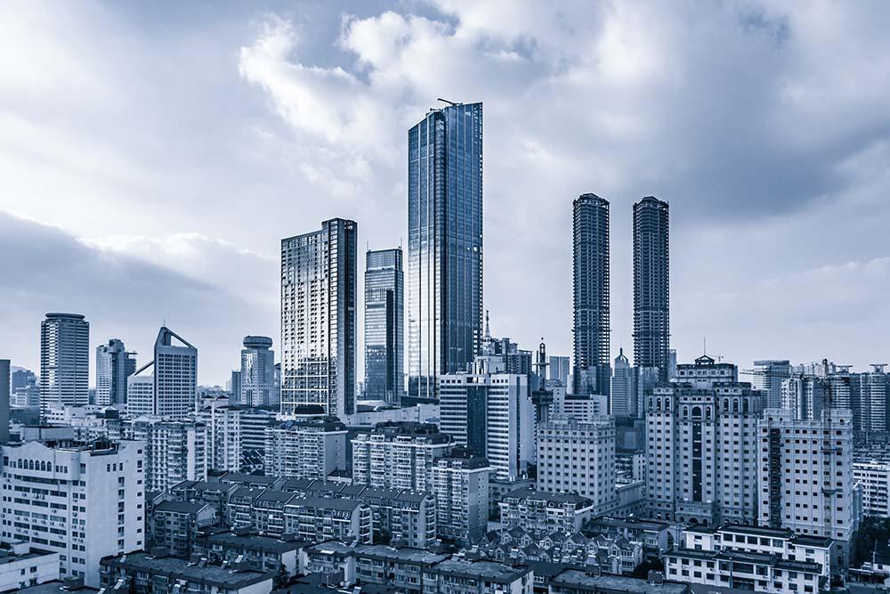 Современный город - 4 | Wall-Style