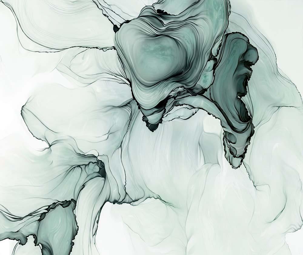 Арт флюиды - 19 | Wall-Style
