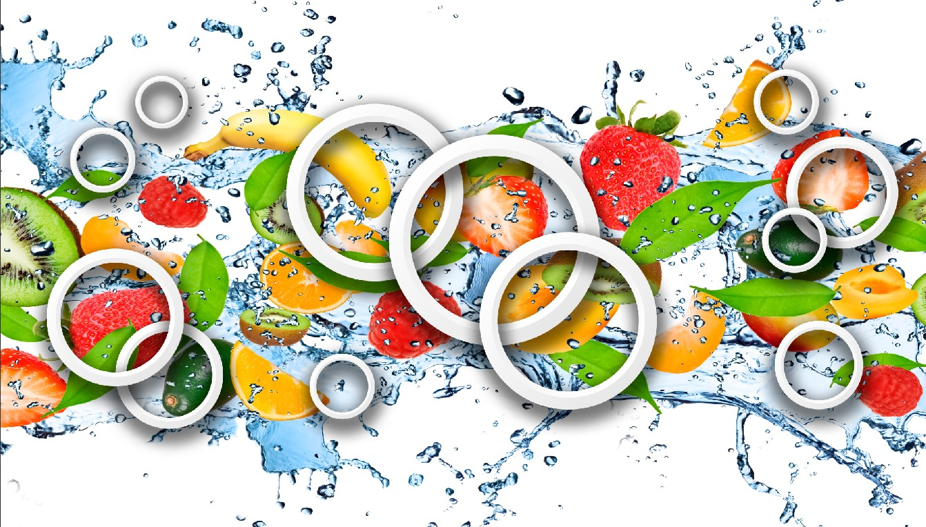Еда и напитки - 17 | Wall-Style