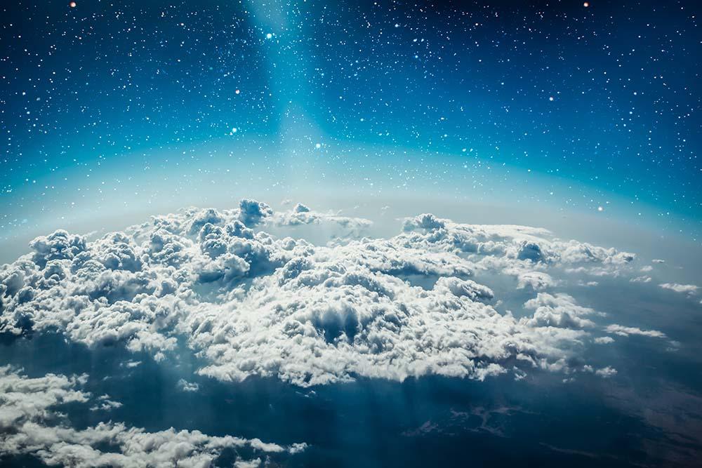 Небо и космос - 4 | Wall-Style