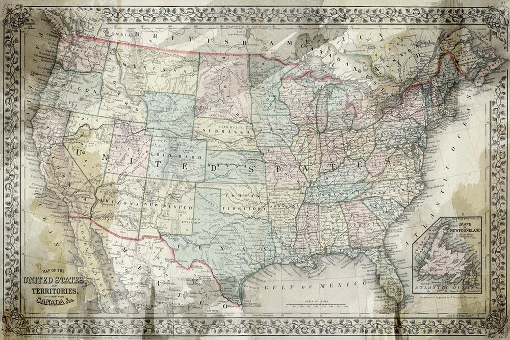 Карты - 4 | Wall-Style