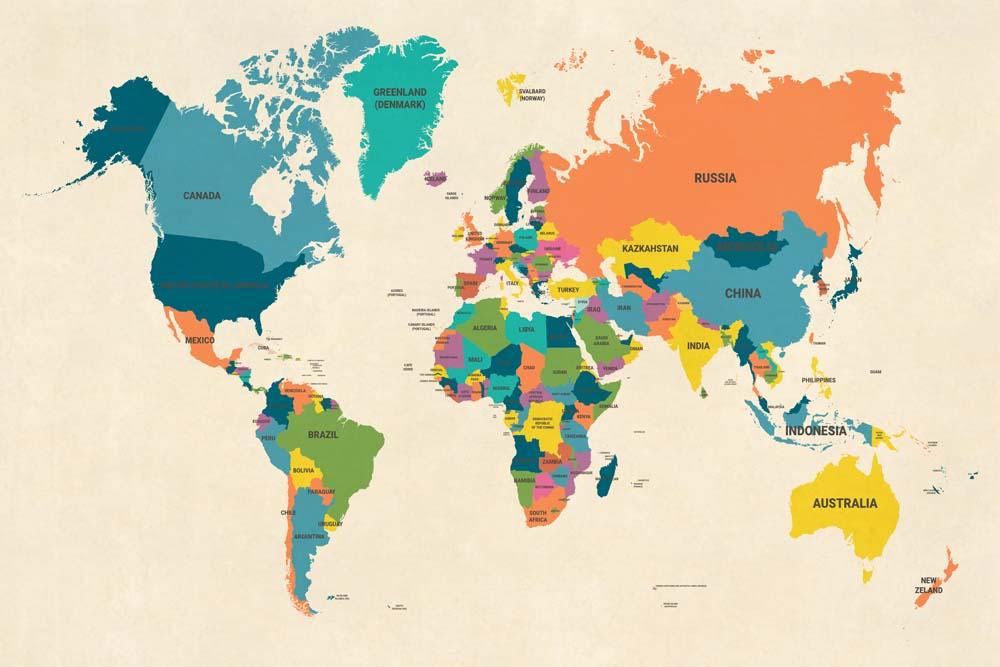 Карты - 24 | Wall-Style