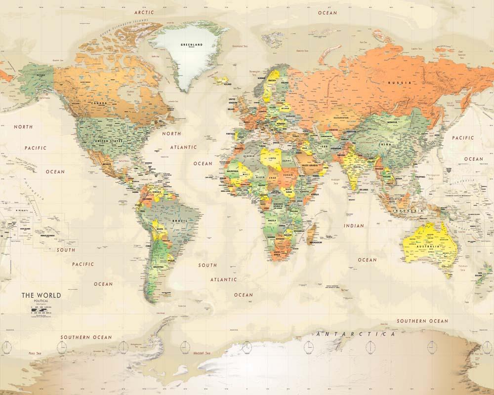 Карты - 18 | Wall-Style
