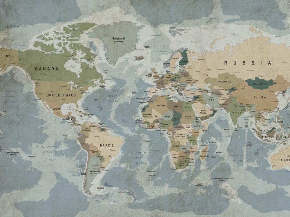 Карты - 3 | Wall-Style