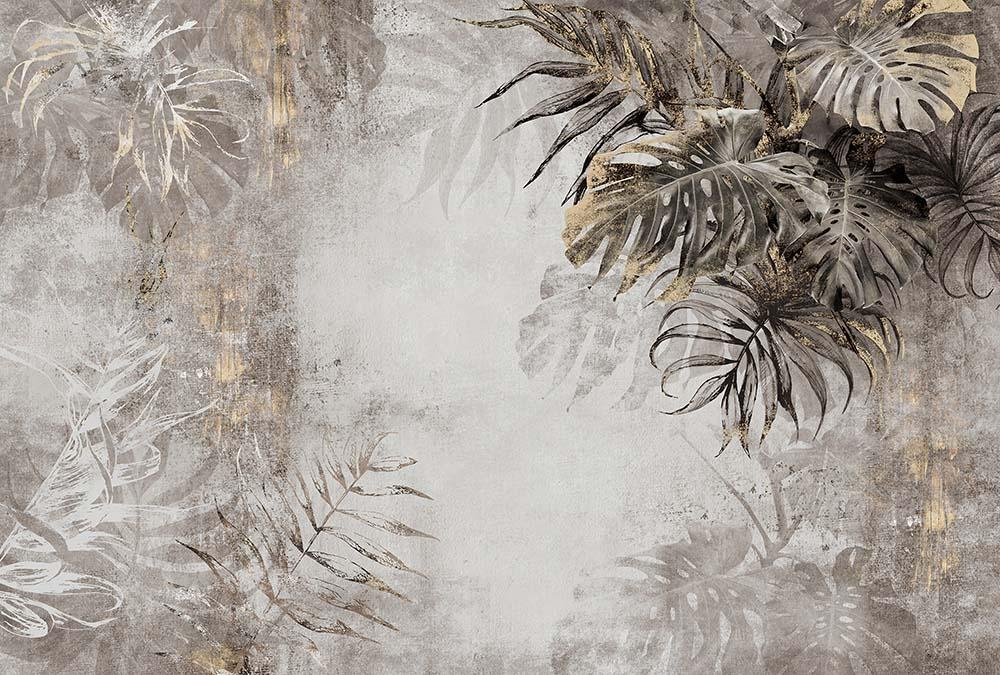 Листья - 17 | Wall-Style