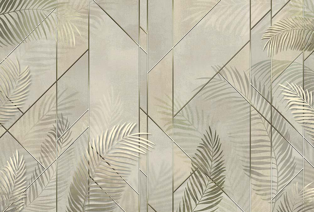 Листья - 2   Wall-Style