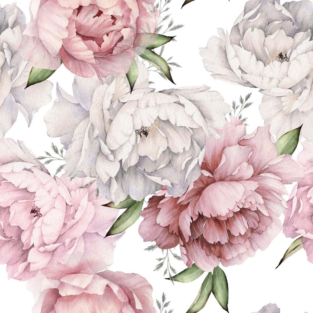 Цветы и растения - 18 | Wall-Style