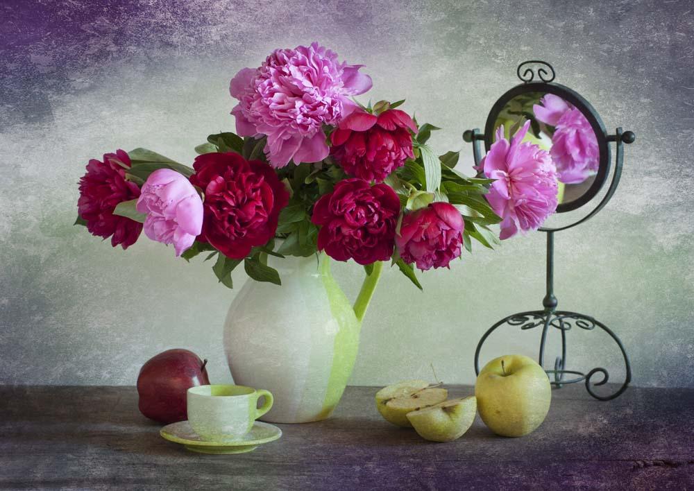 Цветы и растения - 17 | Wall-Style