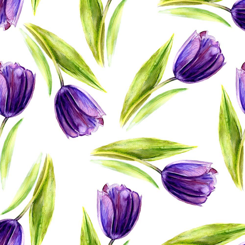 Цветы и растения - 21 | Wall-Style