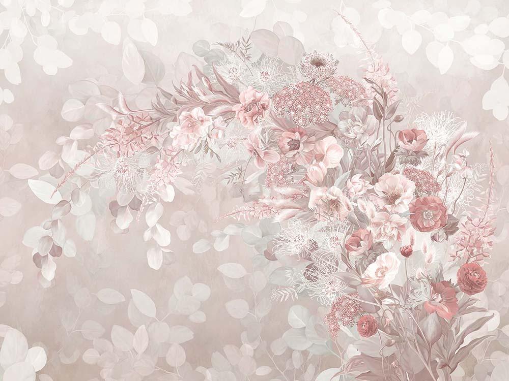 Цветы и растения - 1   Wall-Style