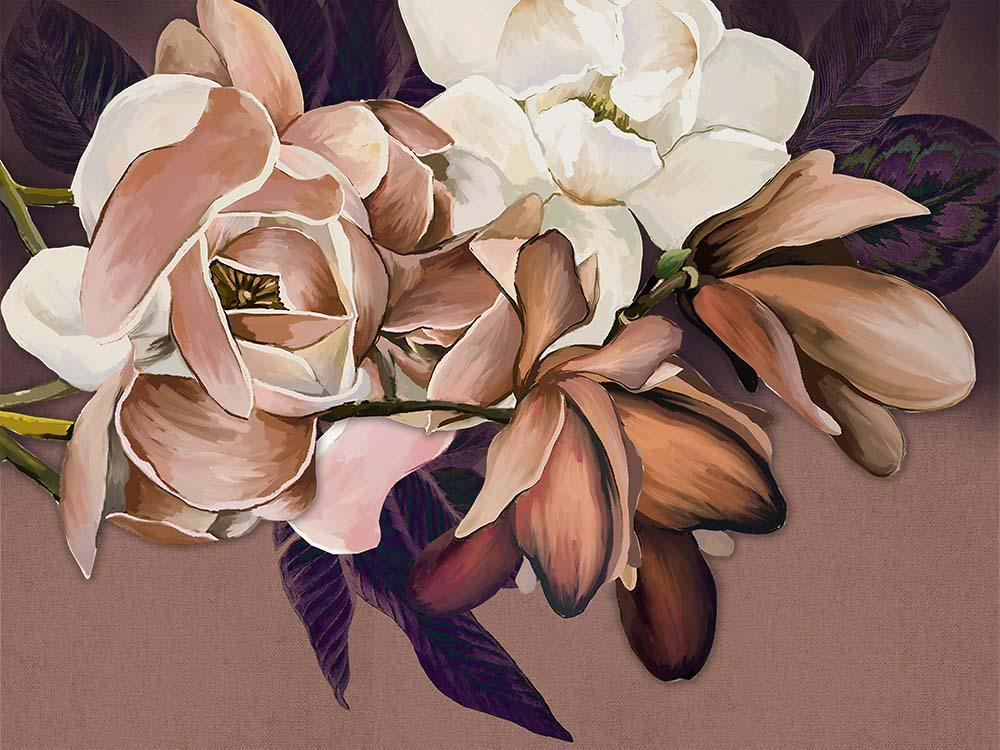 Цветы и растения - 6   Wall-Style
