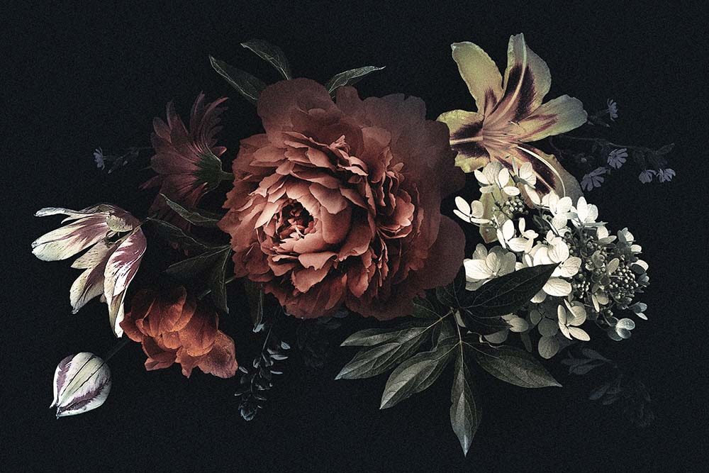 Цветы и растения - 5   Wall-Style