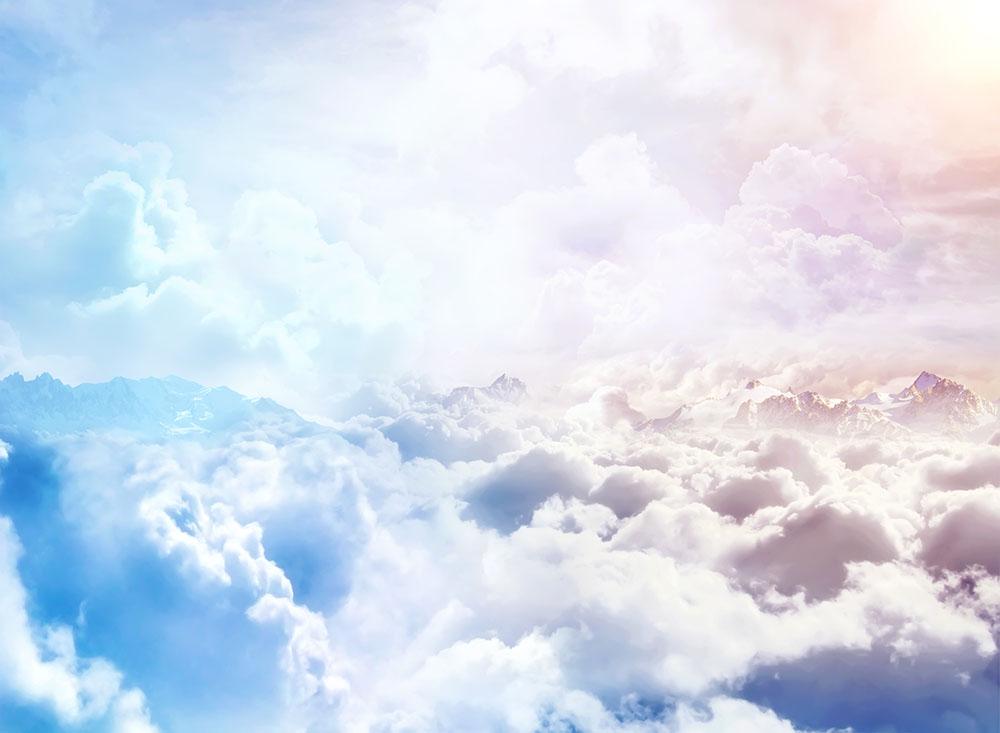Небо и космос - 8 | Wall-Style