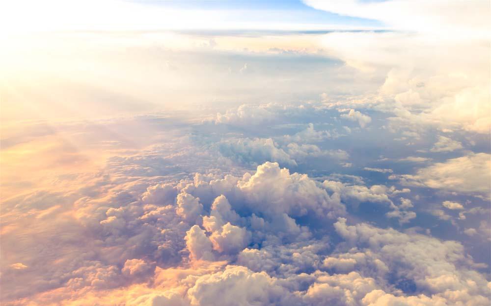 Небо и космос - 15 | Wall-Style