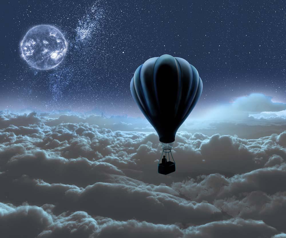 Небо и космос - 13 | Wall-Style