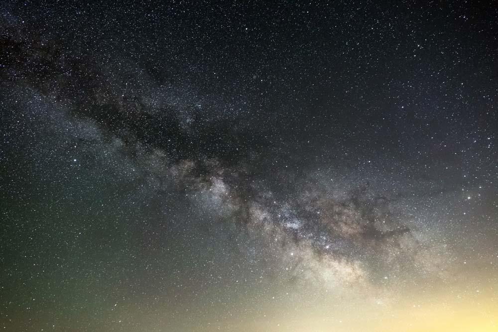 Небо и космос - 21 | Wall-Style