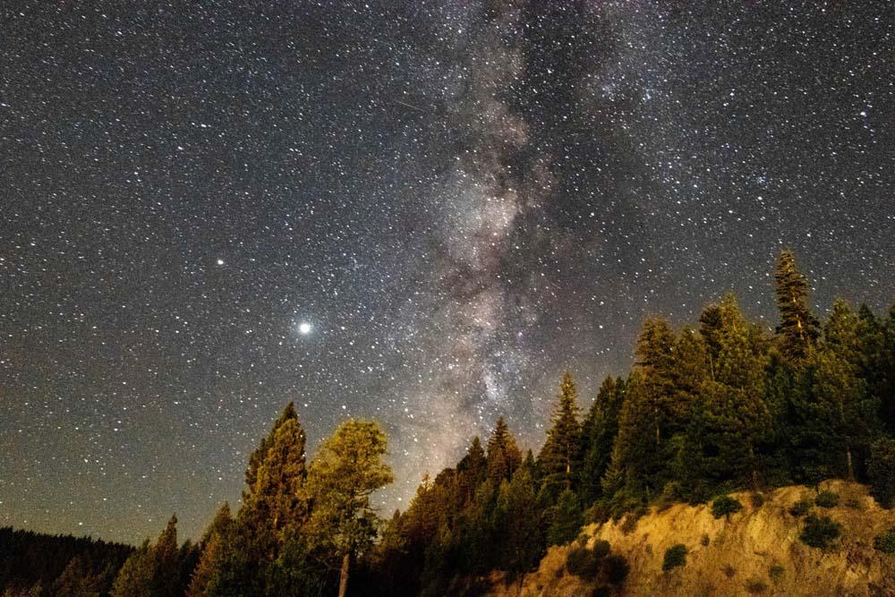 Небо и космос - 24 | Wall-Style