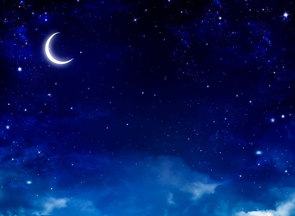 Небо и космос - 18 | Wall-Style