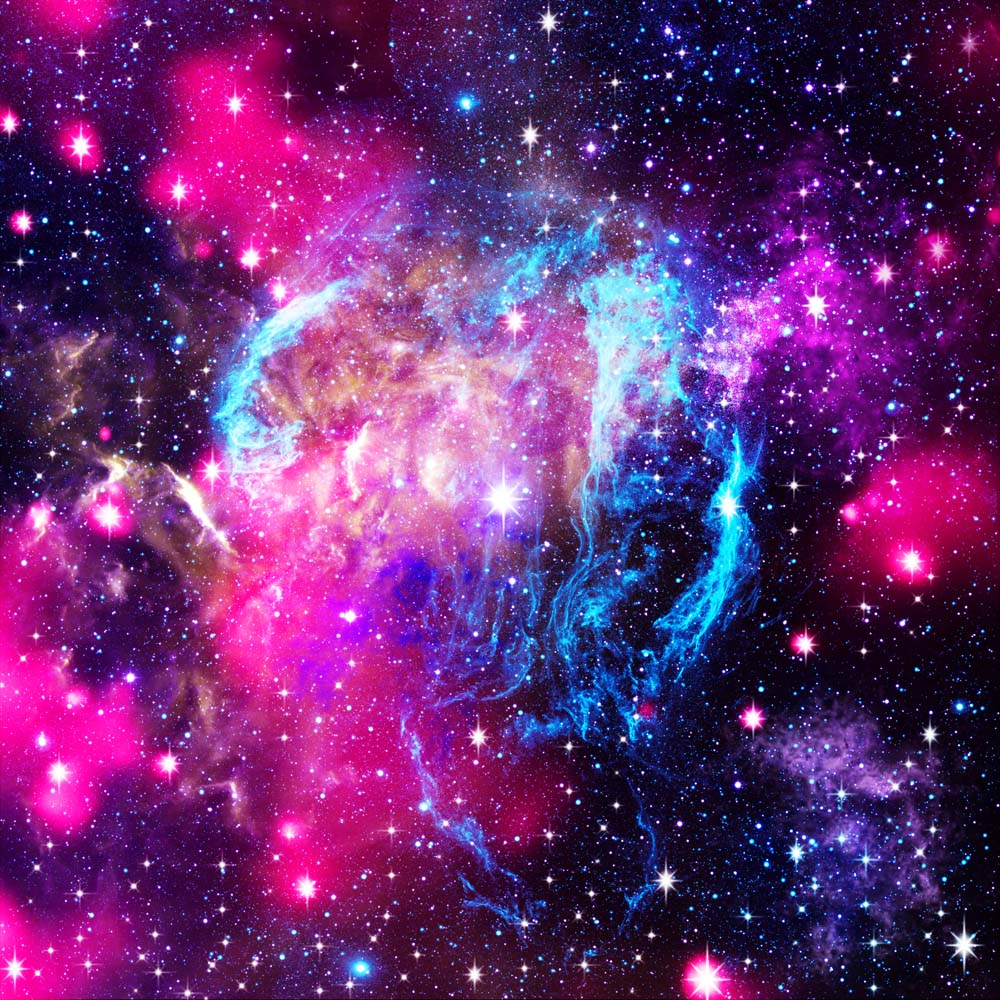 Небо и космос - 11 | Wall-Style