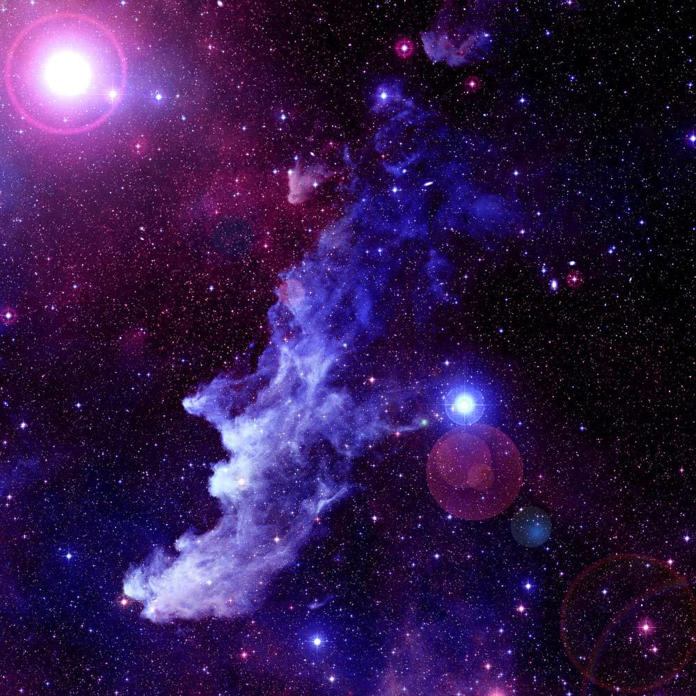 Небо и космос - 14 | Wall-Style
