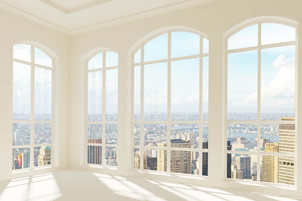 Вид из окна - 22 | Wall-Style