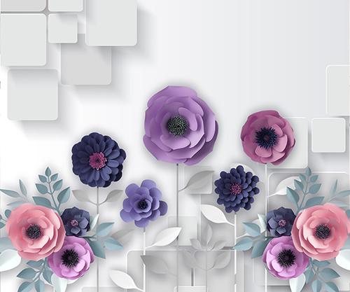 3Д - 267 | Wall-Style
