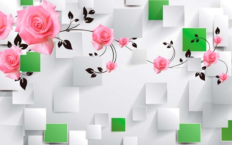 3Д - 230 | Wall-Style