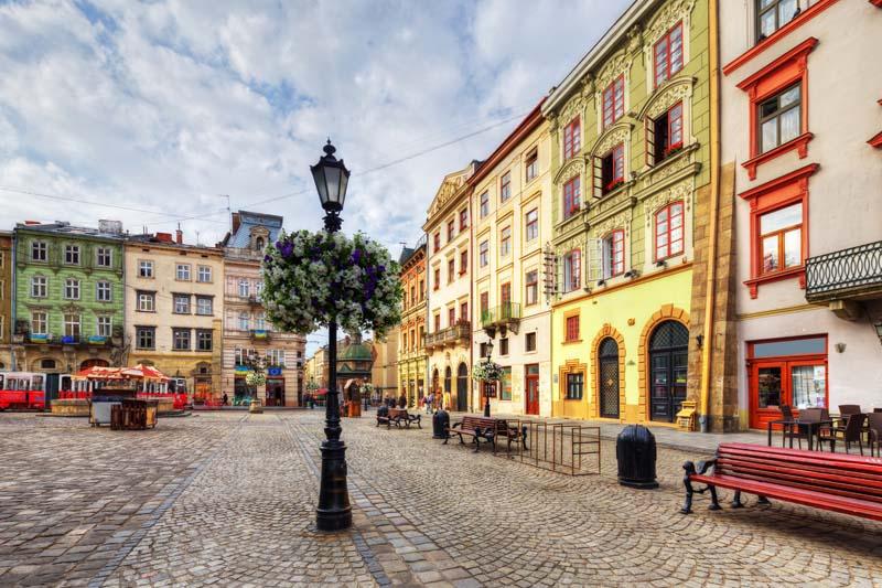Старый город - 27 | Wall-Style