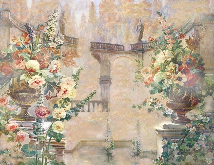 Современная фреска -  | Wall-Style