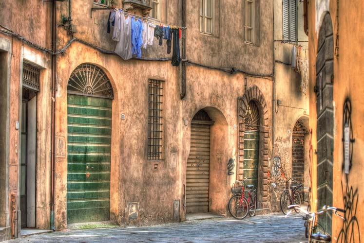 Старый город - 18 | Wall-Style