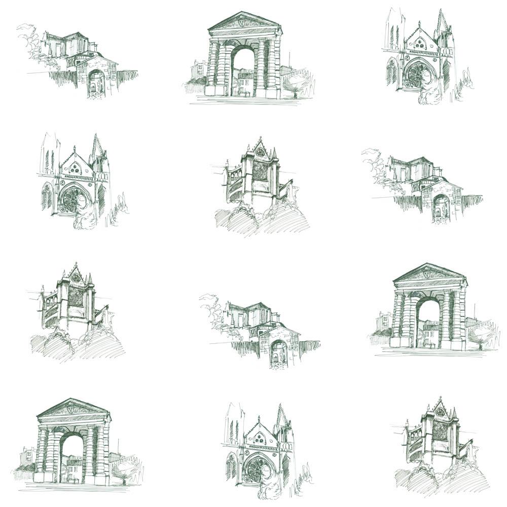 Архитектура - 1 | Wall-Style