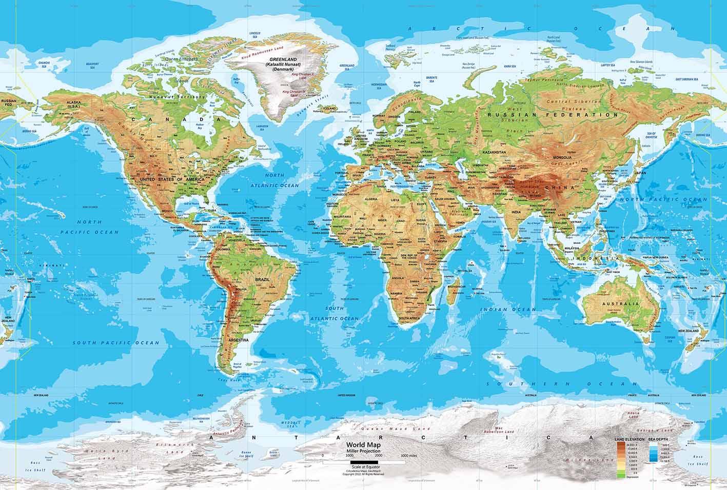 Карты - 137 | Wall-Style