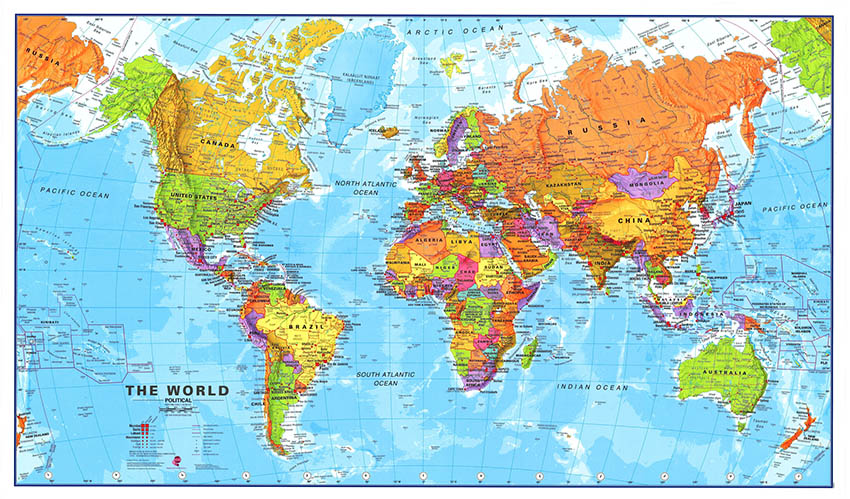 Карты - 124 | Wall-Style